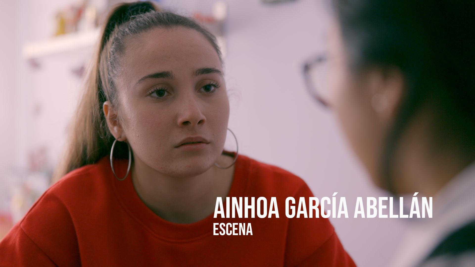 Ainhoa García Abellán - Escena Actriz