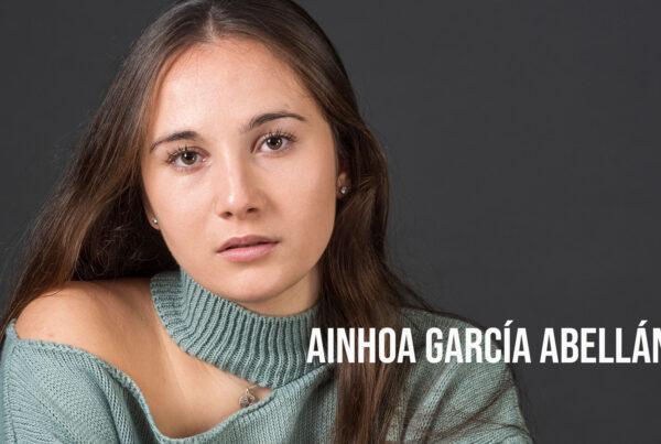 Ainhoa García Abellán - Videobook Actriz