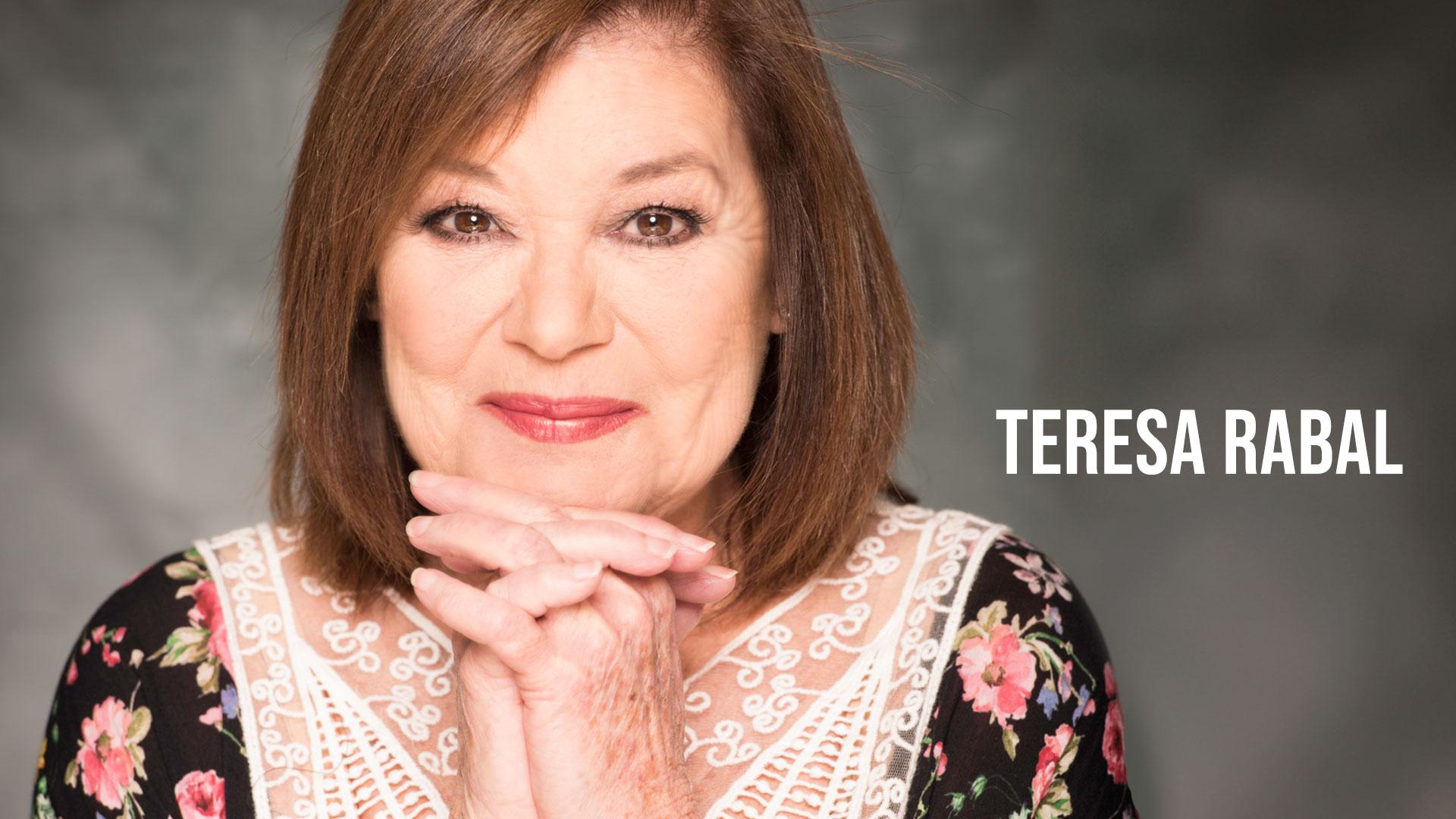 Teresa Rabal - Videobook Actriz